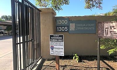 Dahlia Court Apartments, 1