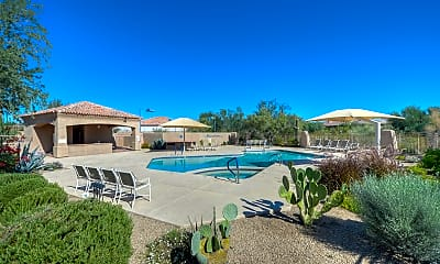 Pool, 7703 E Overlook Dr, 2
