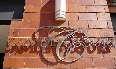 Community Signage, Camden Court, 0