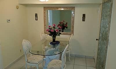 Dining Room, 500 NE 1st St, 1
