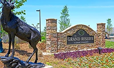 Community Signage, The Grand Reserve at Spring Hill, 1