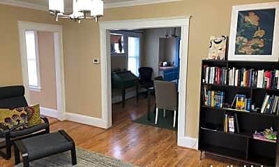Living Room, 63 Milton St, 1