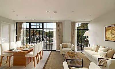 Living Room, 21 Lumber Rd 2J, 1