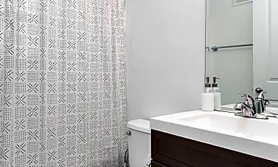 Bathroom, 1601 Herman St, 2