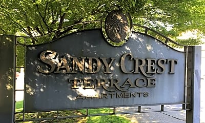 Community Signage, 5665 NE Sandycrest Terrace, #1, 0