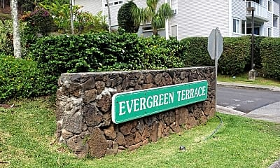 Evergreen Terrace Townhomes, 1