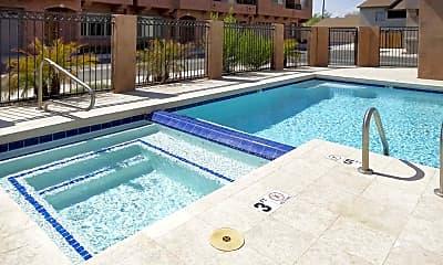 Pool, Monterosa Villas, 0