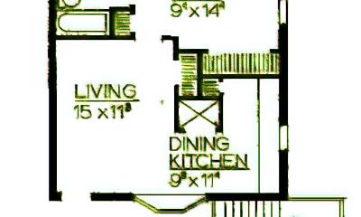 Building, 2403 Ferndale Ave, 2