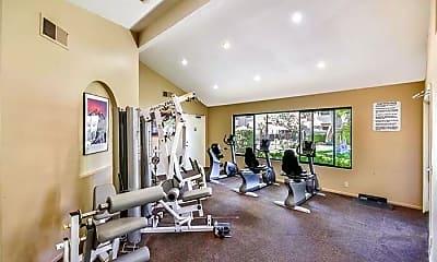 Fitness Weight Room, 18806 Mandan St, 2