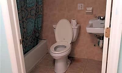 Bathroom, 90-18 183rd St, 2