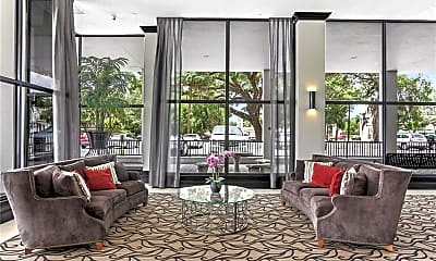 Living Room, 400 E Colonial Dr 1602, 1