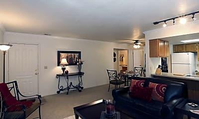 Living Room, Union Meadows, 1