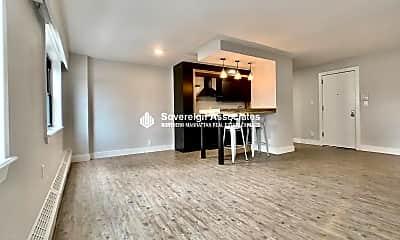 Living Room, 1365 St Nicholas Ave 3M, 1