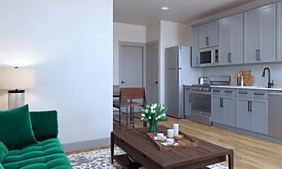 Living Room, The Jameson, 0