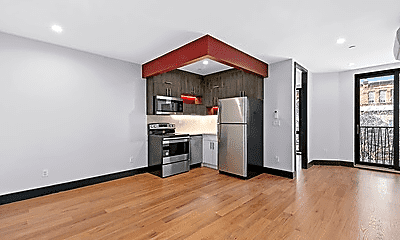 Kitchen, 169 Hull St 2-B, 0