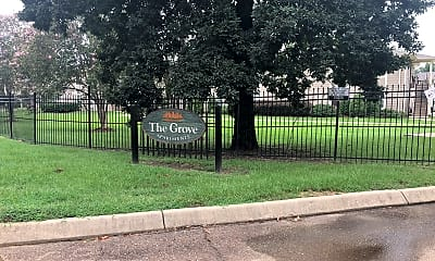 THE GROVE APARTMENTS, 1