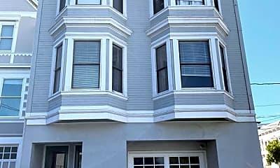 Building, 1654 Sanchez St, 2