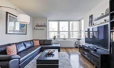 Living Room, 88 Morgan St 1103, 1