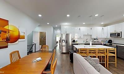 Kitchen, 1436 Montrose St, 1