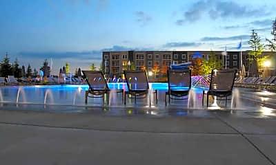 Pool, Fairway Flats, 0