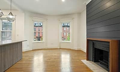 Living Room, 512 Massachusetts Ave, 1