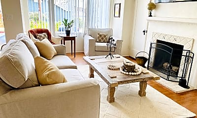 Living Room, 102 W Islay St, 1