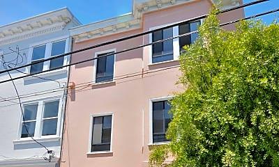 Building, 2882 Golden Gate Ave, 2