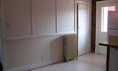 Bedroom, 2033 West Grace Street, 1