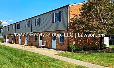 Building, 821 Apperson Dr, 0