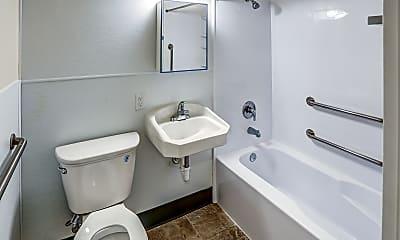 Bathroom, E.L. Tower, 2