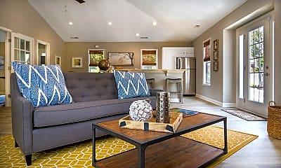 Living Room, Savannah Place, 0