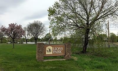 Community Signage, Jackson Hills Residential Suites, 2