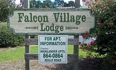 Falcon Village Lodge, 1