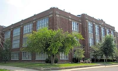 Wilson School Apartments, 2