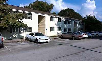 Kingsport West Apartments, 0