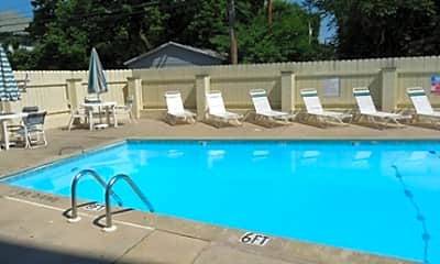 Pool, Rockwood Apartments, 1