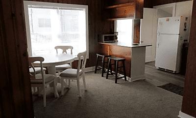 Dining Room, 1302 Evans St, 2