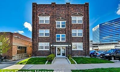 Building, 254 S 300 E, 0