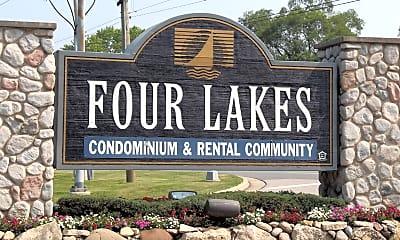 Community Signage, 5513 E Lake Dr A, 0