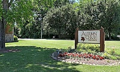 Community Signage, Autumn Chase Apartments, 2