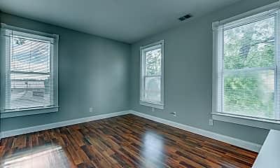 Bedroom, 217 W Collins St, 1