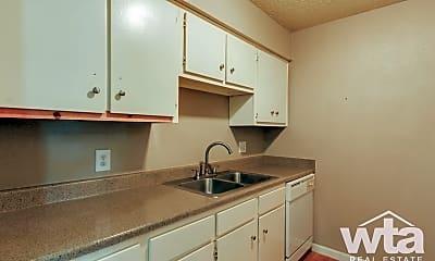 Kitchen, 1631 Aquarena Springs Dr, 2