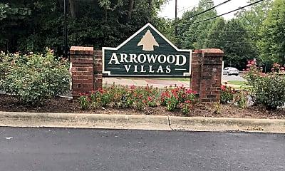 Arrowood Villas, 1