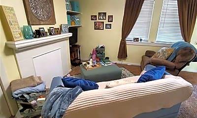 Bedroom, 401 Court St 1, 2