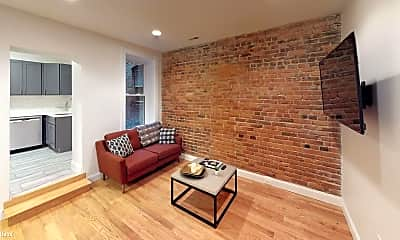 Living Room, 3021 15th St NW, 1