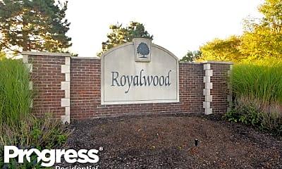 Community Signage, 11940 Jesterwood Dr, 1