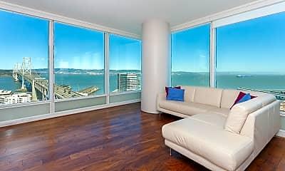 Living Room, 425 1st St, 0