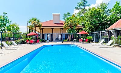 Pool, Royal Gulf Apartments, 0