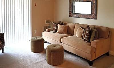 Living Room, The Cedars, 1