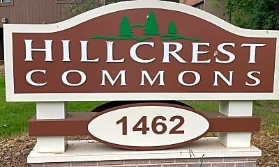 Community Signage, 1461 Hillcrest Ave, 0